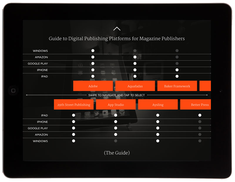 TNM publishes first interactive Guide to Digital Publishing