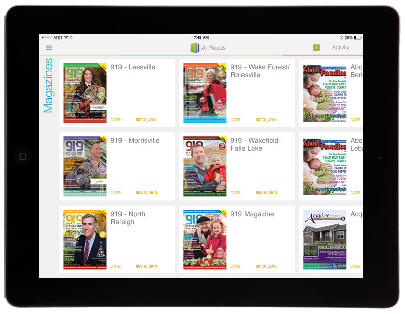 Coverly-iPad-library