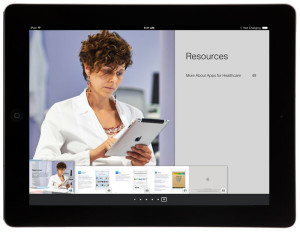 iOS-healthcare-iPad