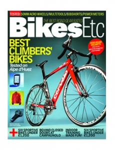 Bikes Etc Magazine good looking magazine that