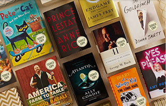Black Friday Barnes Noble To Offer Signed Edition Book Collection