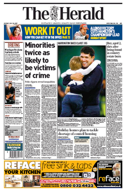 Herald_(Glasgow)_front_page