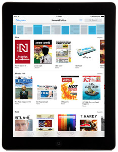 Newsstand-News-iPad