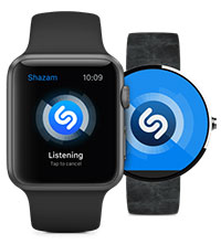 Shazam-watches
