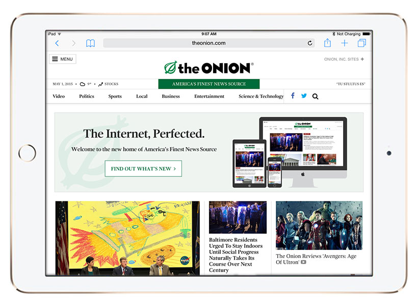 TheOnion-iPad