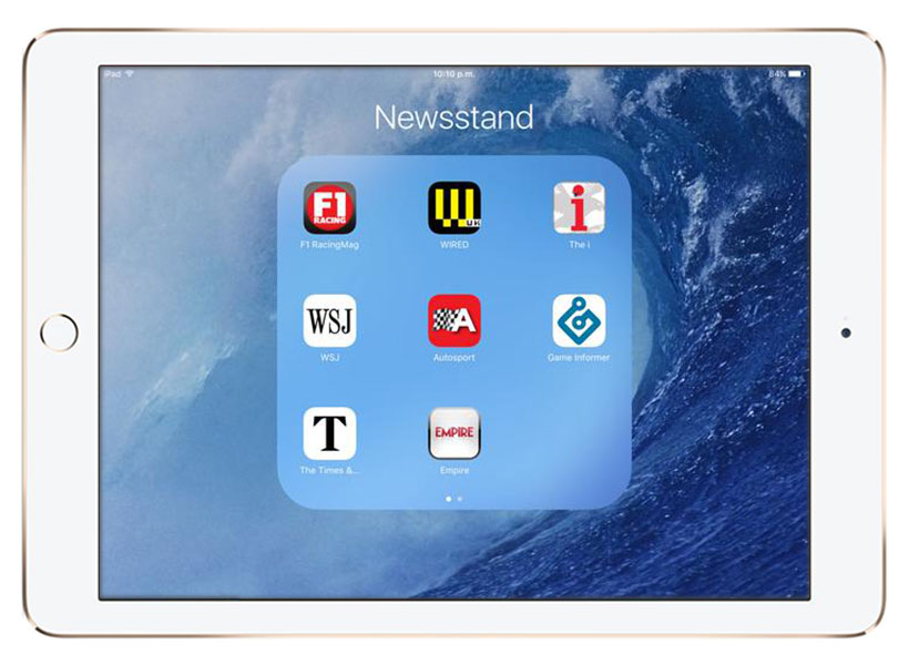 Newsstand-screen-ios9
