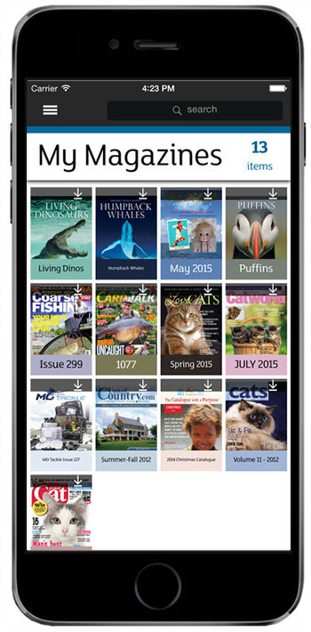 Sainsburymags-iPhone
