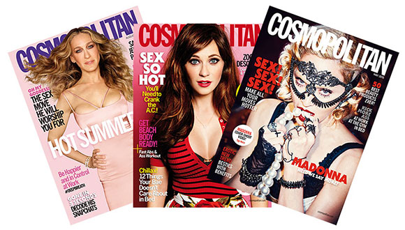 Cosmo-covers