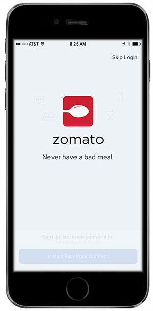 zomato-iPhone