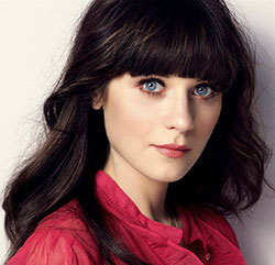 Zooey Deschanel magazines Time Inc