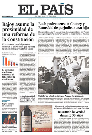 NYT looks at the condition of newspapers in Spain