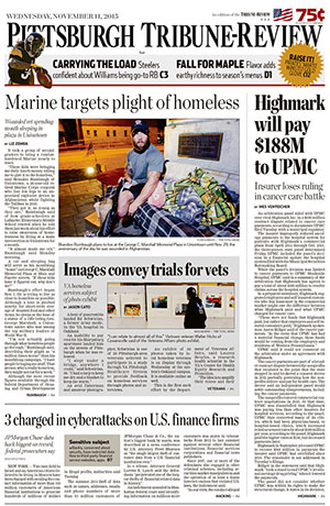 trib total media publisher   pittsburgh tribune review announce major staff reductions