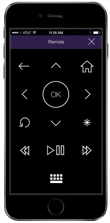 RokuRemote-iPhone