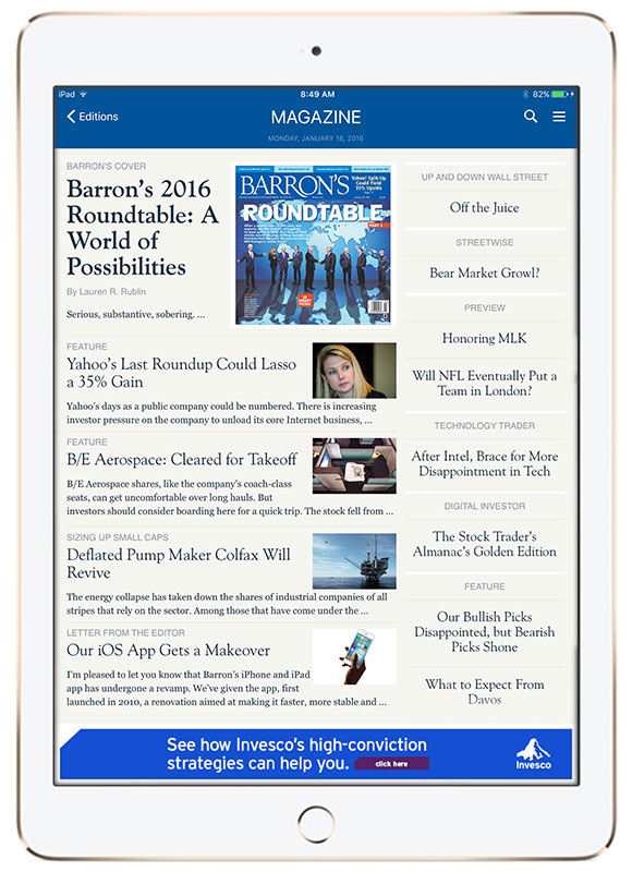 Barrons-home-iPad