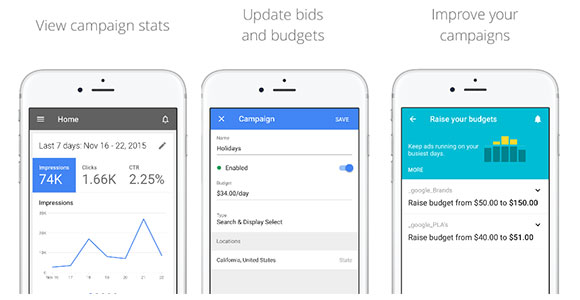 Google's AdWords App Finally Comes to iPhone