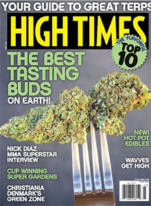 High Times magazine marijuana