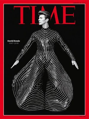 Time Magazine - David Bowie