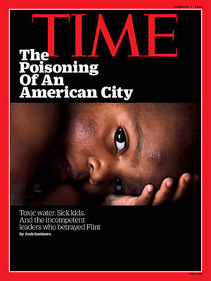 Time Magazine cover 2-1-2016