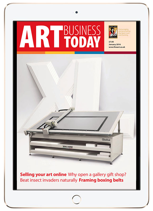 Art Business Today magazine