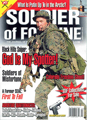 Soldier of Fortune magazine