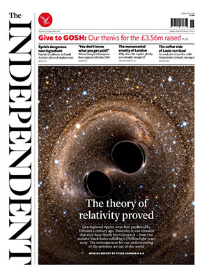 The Independent newspaper