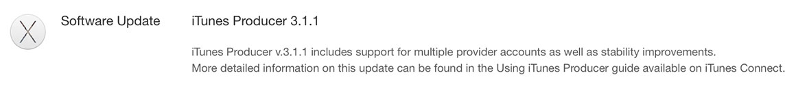 iTunesProducer-update