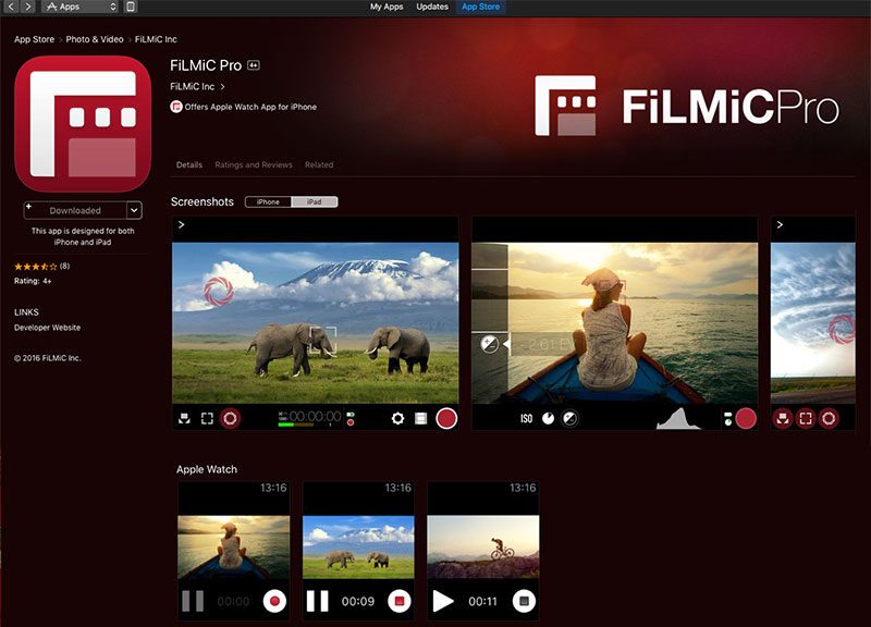 FiLMiCPro-screen