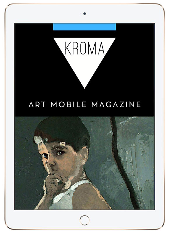 KROMA Magazine iPad