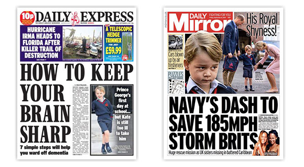 Trinity Mirror in talks to buy Daily Express publisher Northern Shell